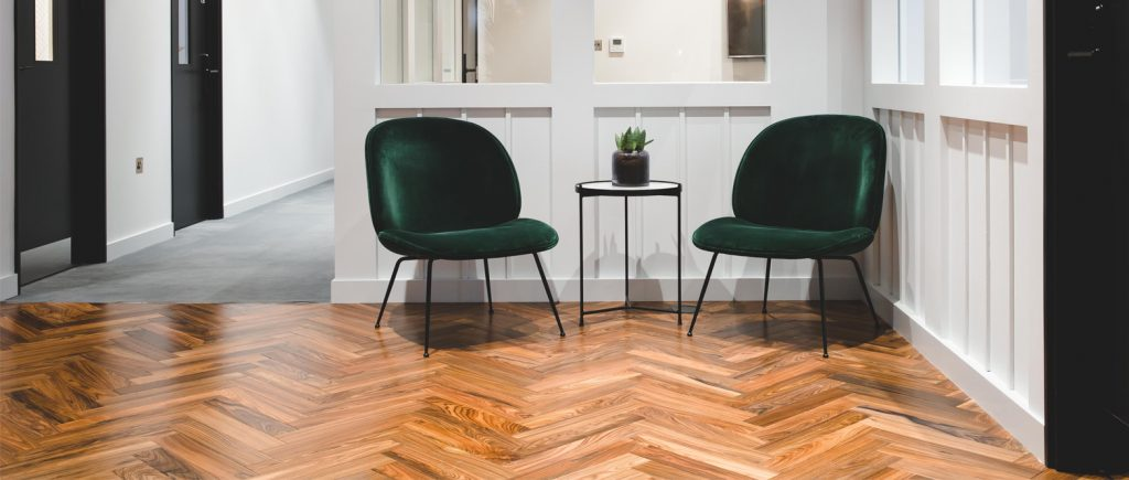 Easy Steps to Laying A Commercial Wooden Floor